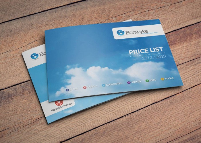 Bonwyke-pricelist
