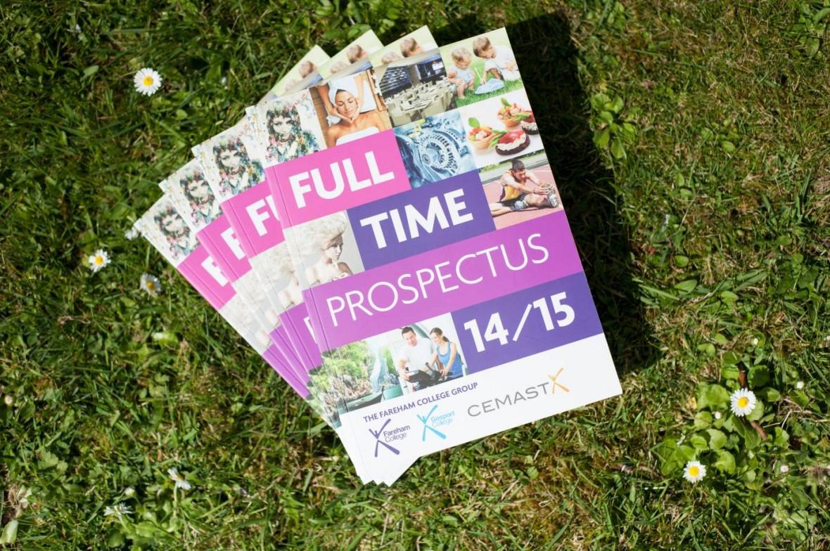 Fareham College Prospectus