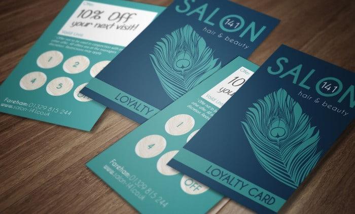 Salon141loyaltycards