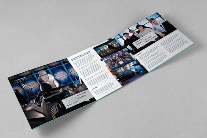 Corporate Brochure Design Portsmouth