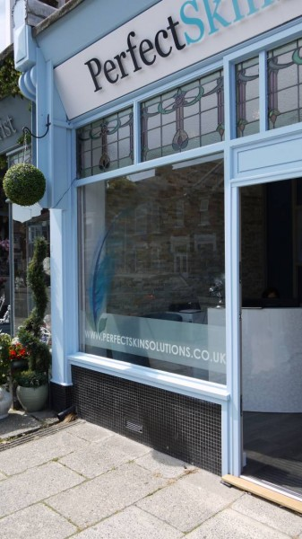 Shop Front Design Hampshire