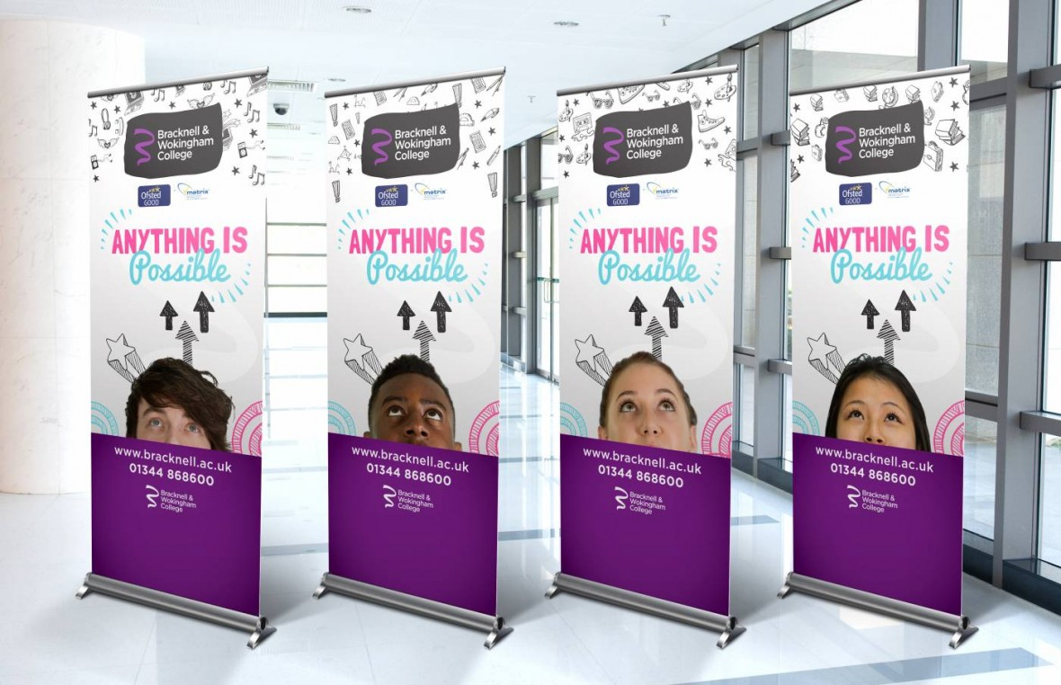Exhibition Banners Bracknell