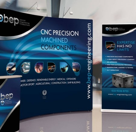 Exhibition Stand Design Waterlooville