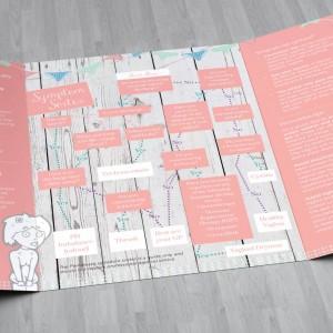 Girl-meets-leaflet-inside
