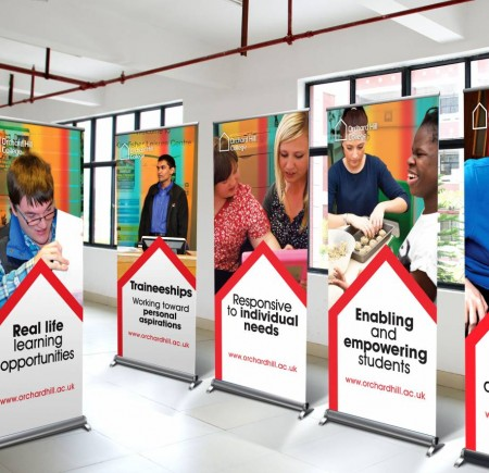 Exhibition Banners Surrey