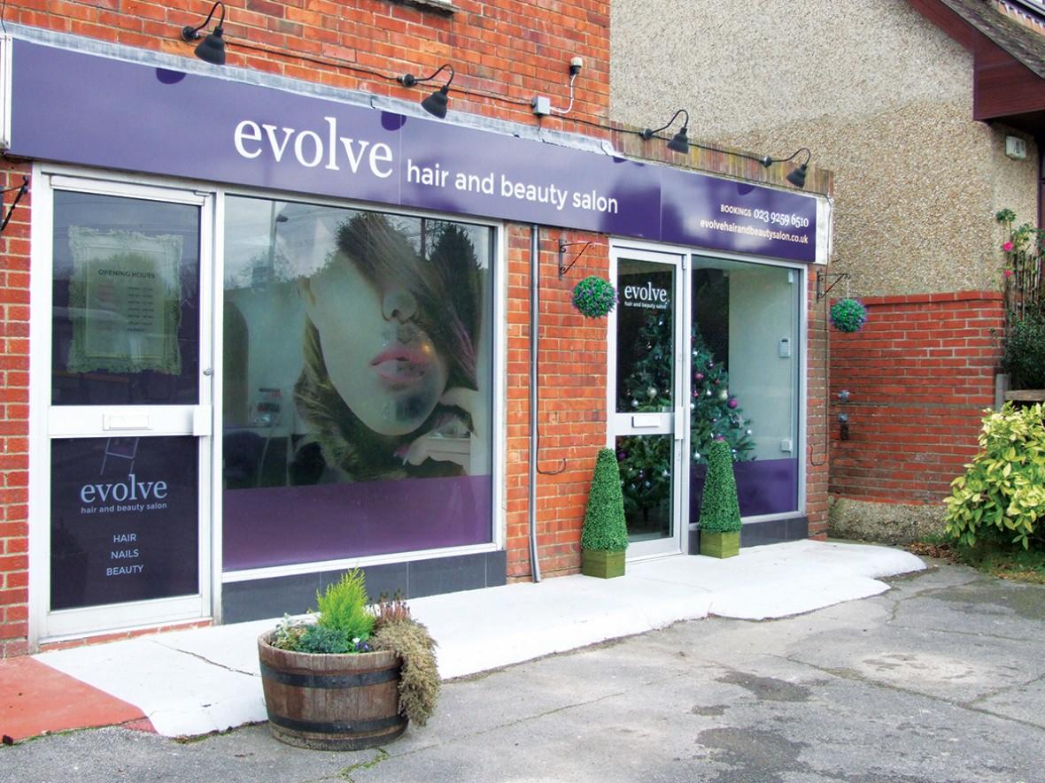 Shop Front Design Waterlooville