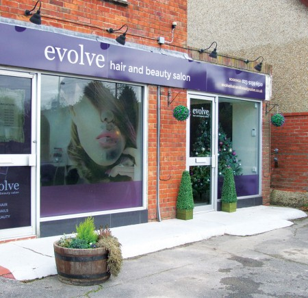 Shop Front Design Waterlooville