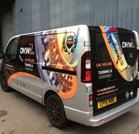 Vehicle Wraps Portsmouth