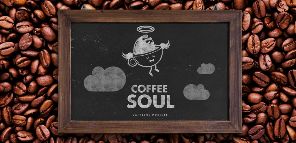 Logo Design Southampton | Coffee Soul