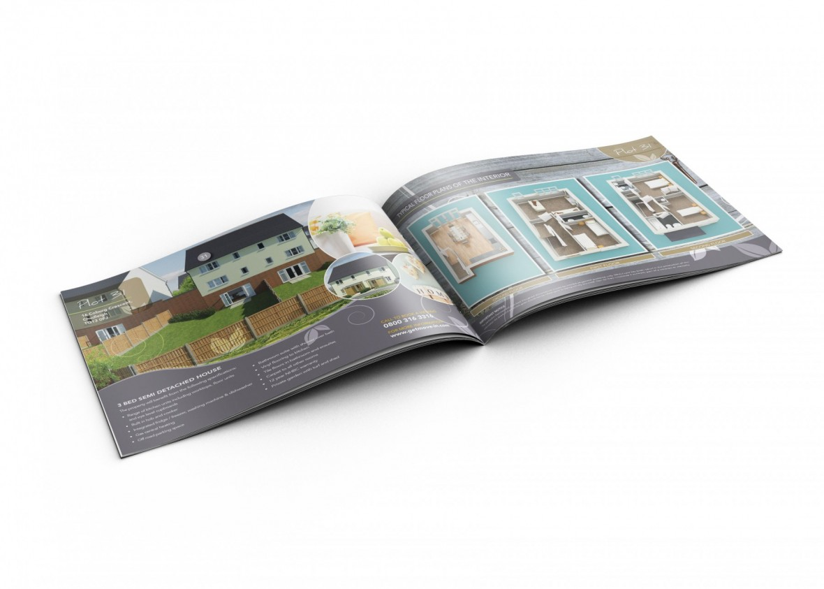 Brochure Design Dorset UK
