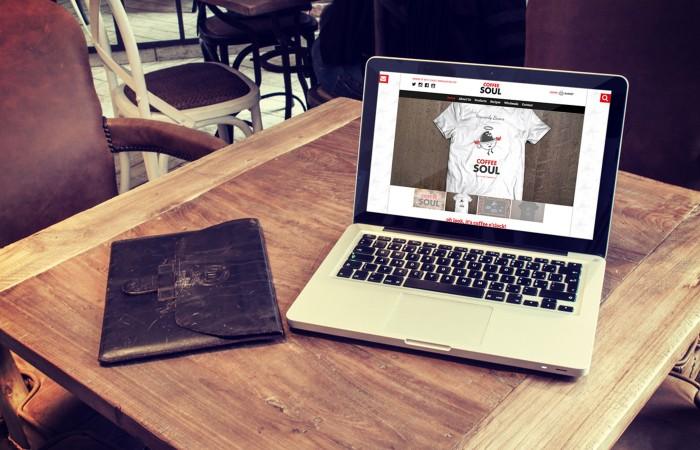 Coffee Soul Website