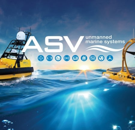 ASV Global Exhibition Stand