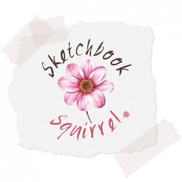 Sketchbook Squirrel Website