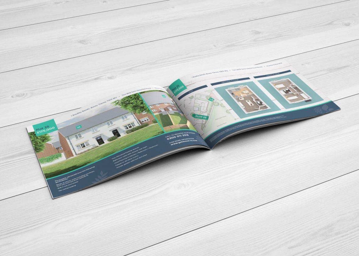Development Brochure Design Hampshire