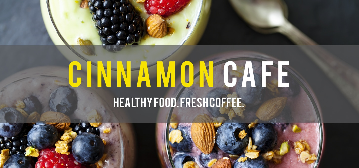 Brand Design Experts Portsmouth | Cinnamon Cafe