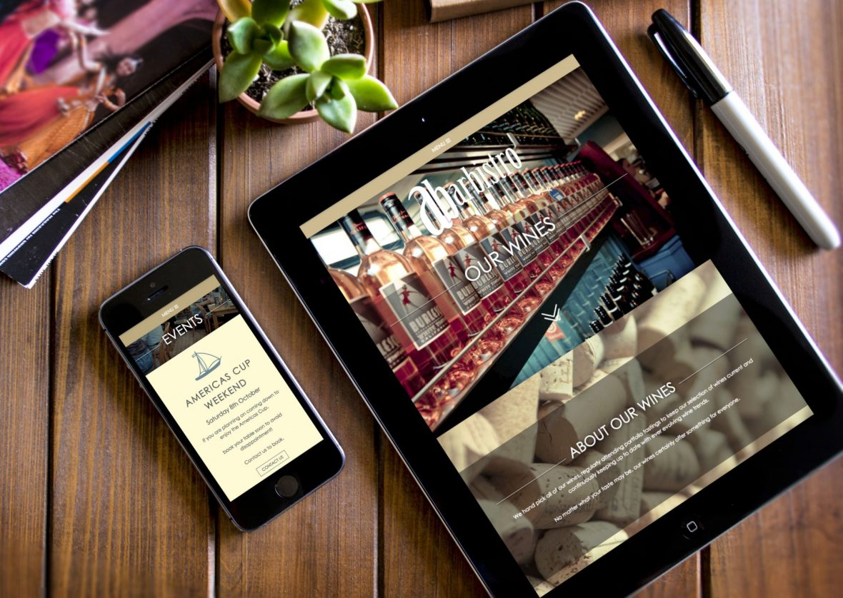 Responsive Website Design Hampshire