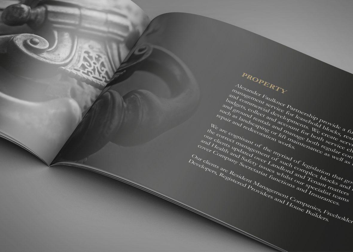 Alexander Faulkner Brochure