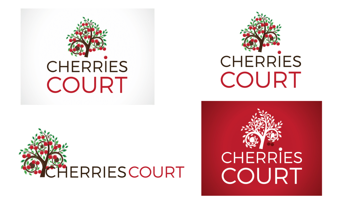 Cherries Court Development Logo