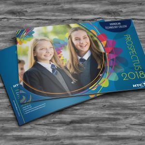 Prospectus Design Hampshire
