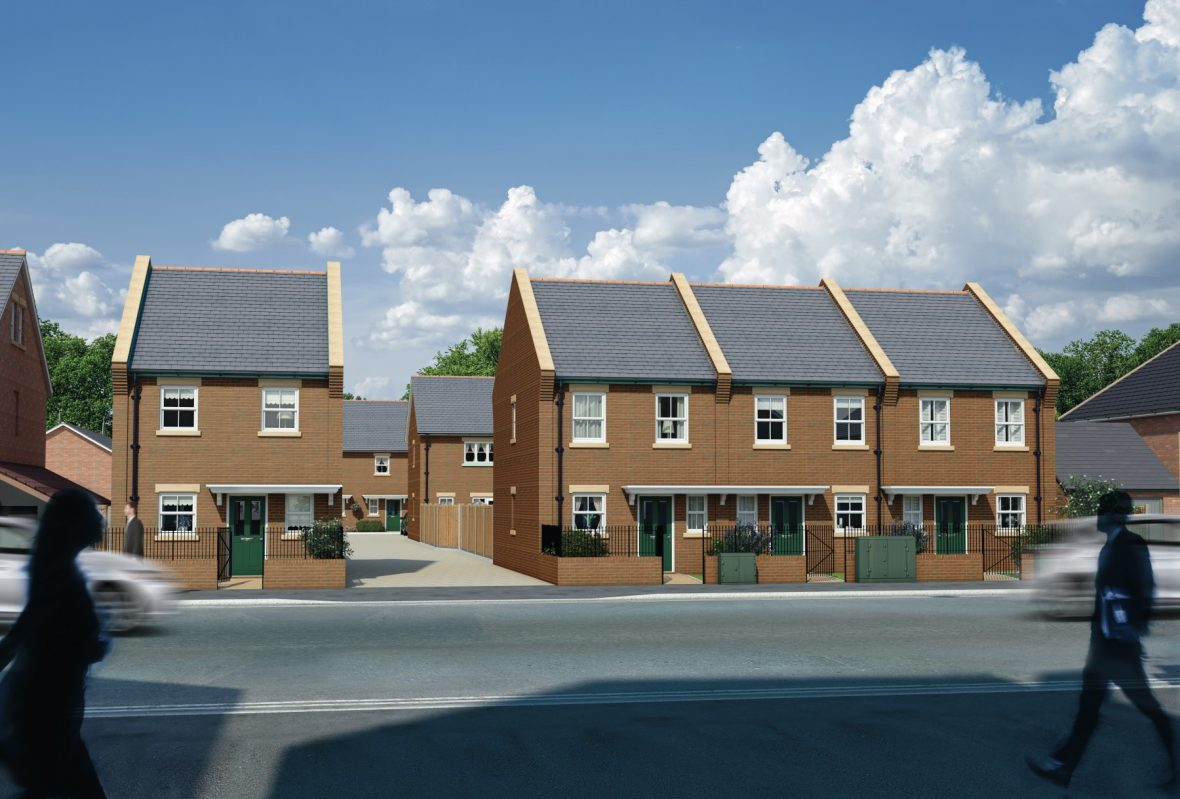 Cherries Court Development CGI