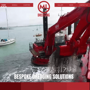 Website ML Dredging