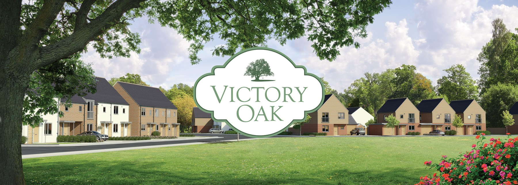 Architectural Rendering Dorset | Victory Oak Housing Development