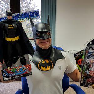 Happy Birthday Batman Lhea