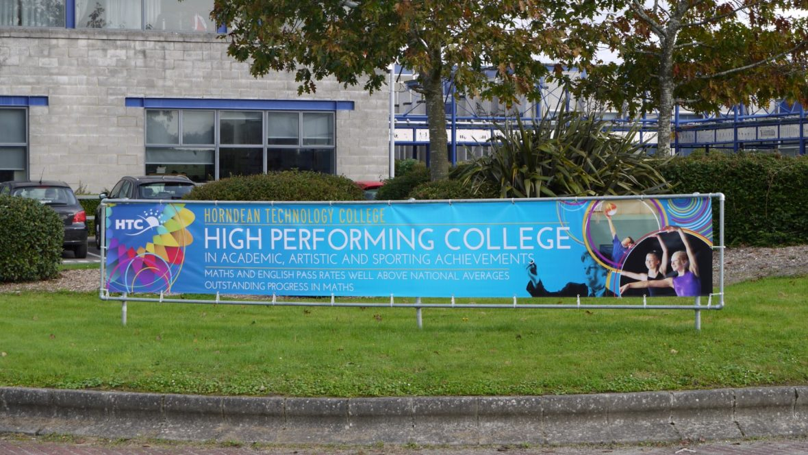 Education Marketing Hampshire | Horndean Technology College