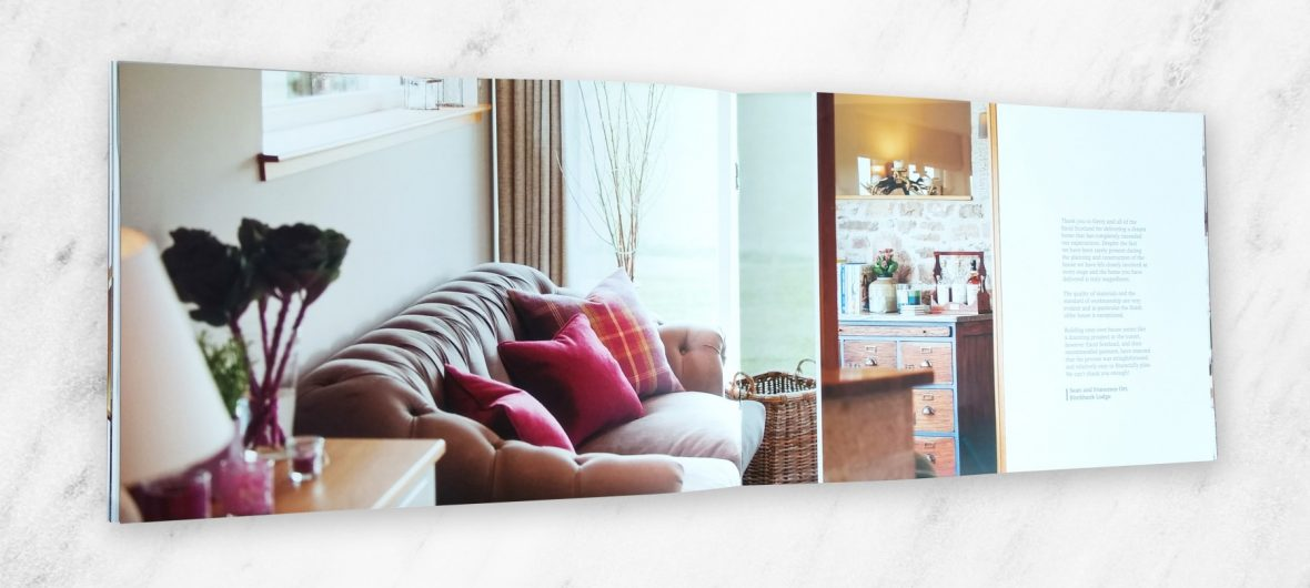 Brochure Design Scotland