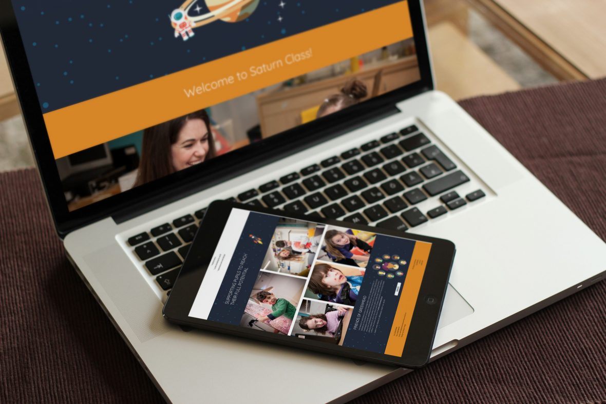 Education Website Design Hampshire