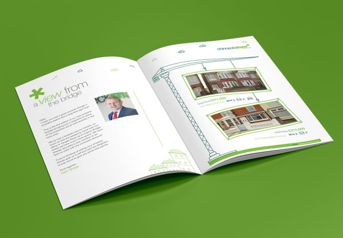 Property Brochure Design Portsmouth