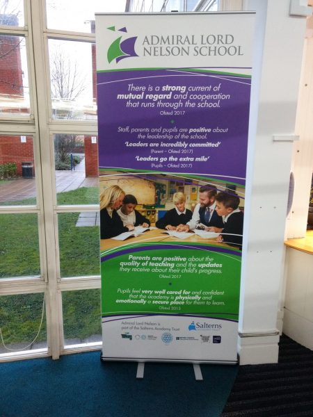 Exhibition Banners Portsmouth
