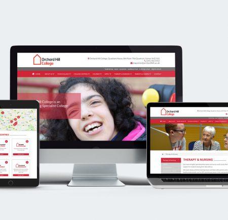 Responsive Web Design Surrey
