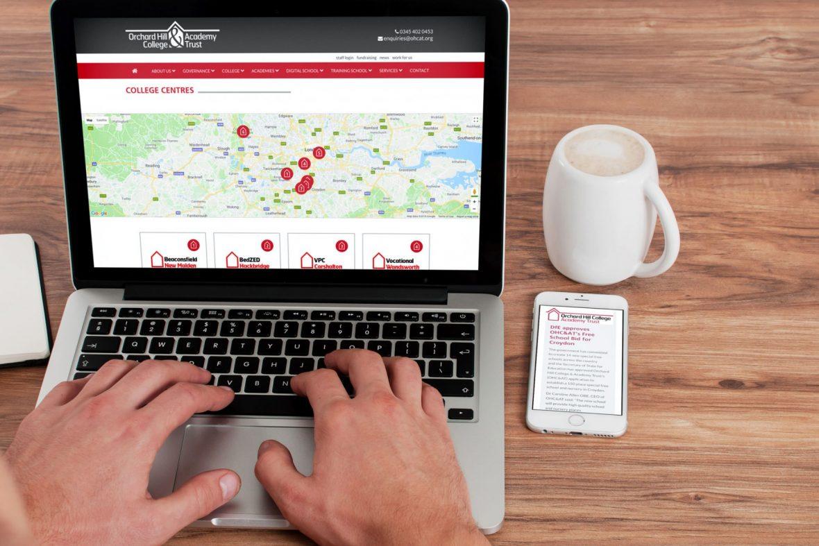 Website Development Surrey