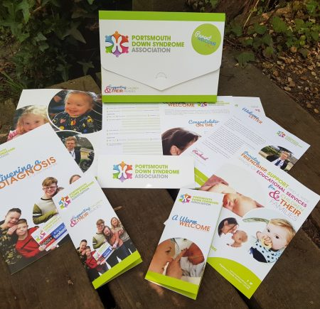 Brochure Pack Design Hampshire