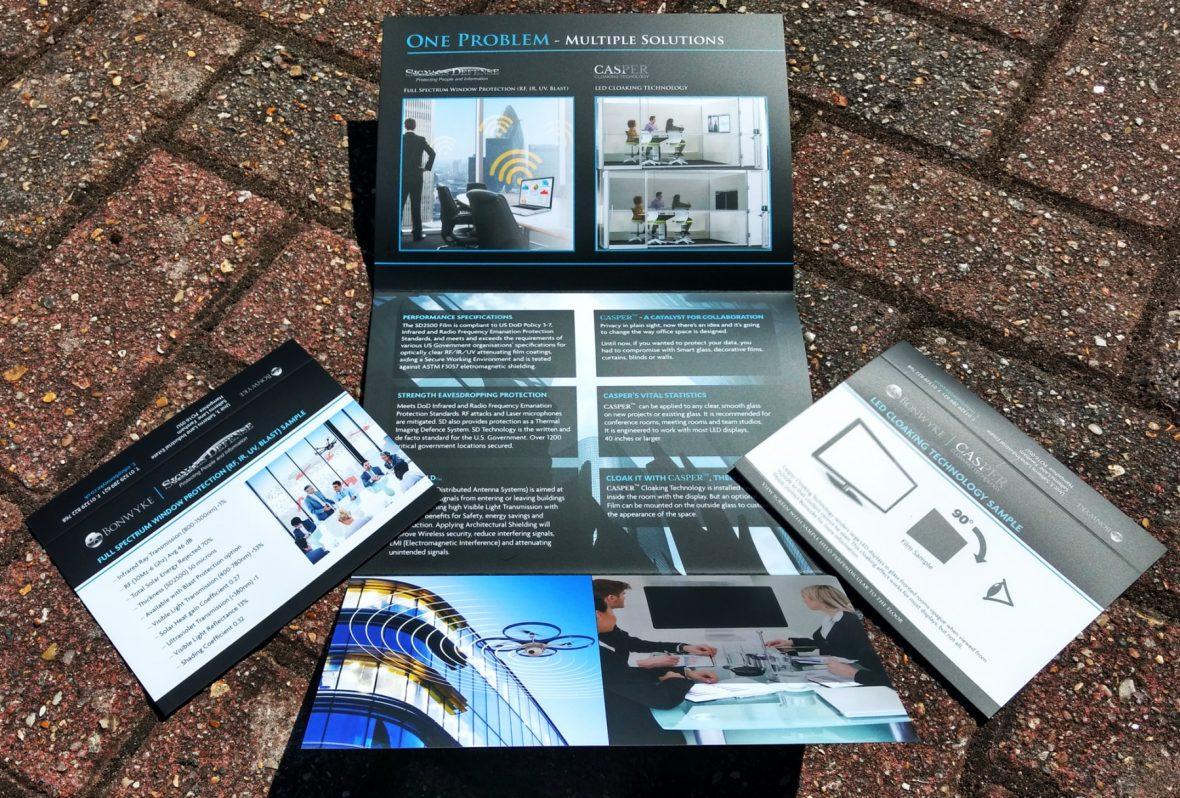 Marketing Brochure Design Fareham