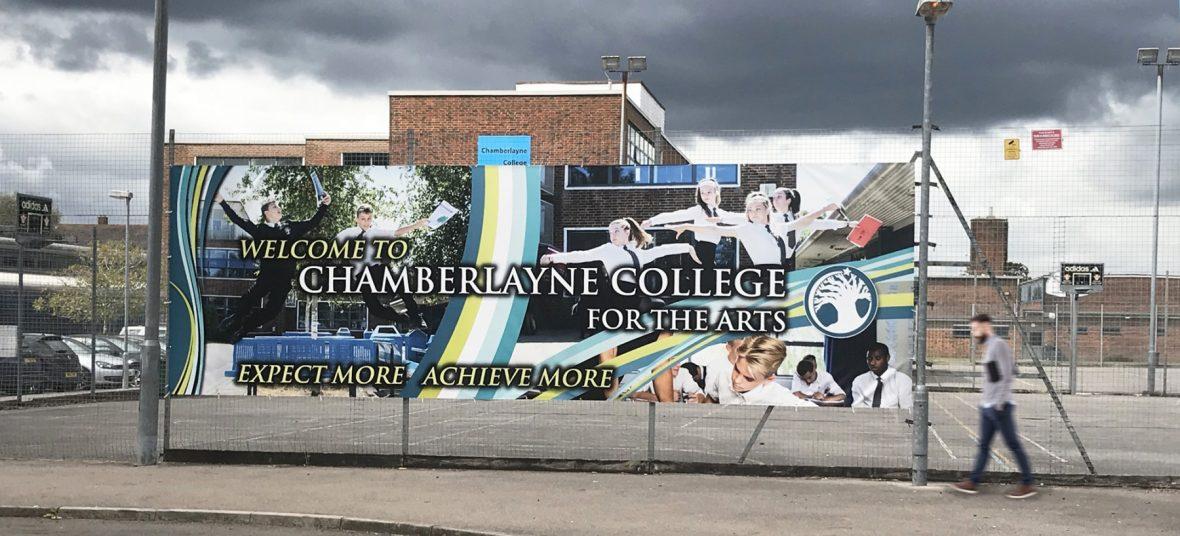 Large Banner Design Southampton