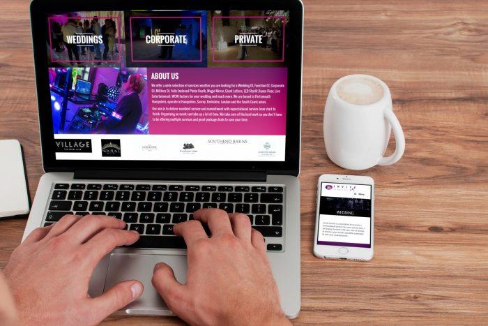 Website Branding Fareham