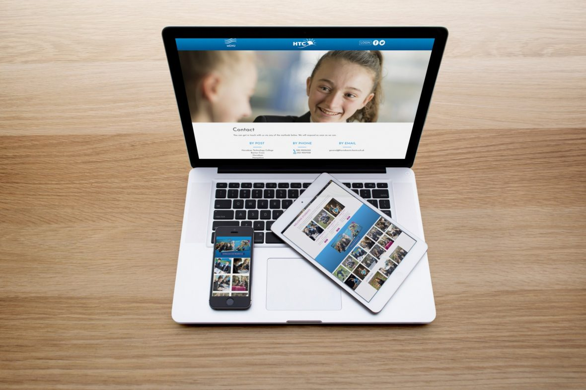 Website Design Horndean