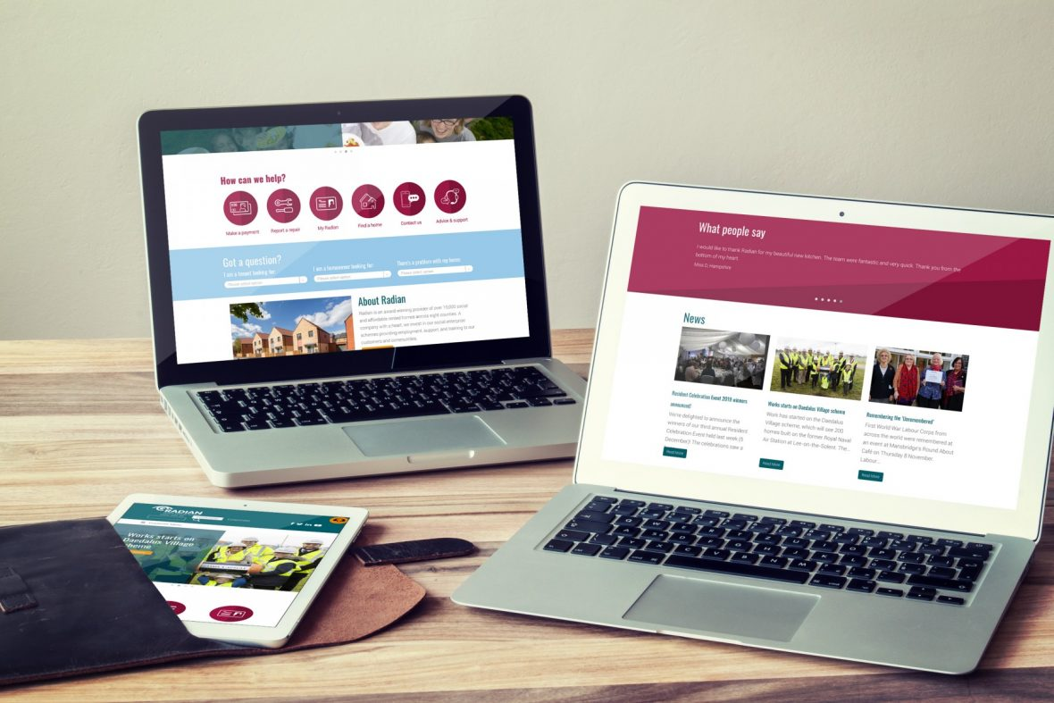 Responsive Website Design Southampton