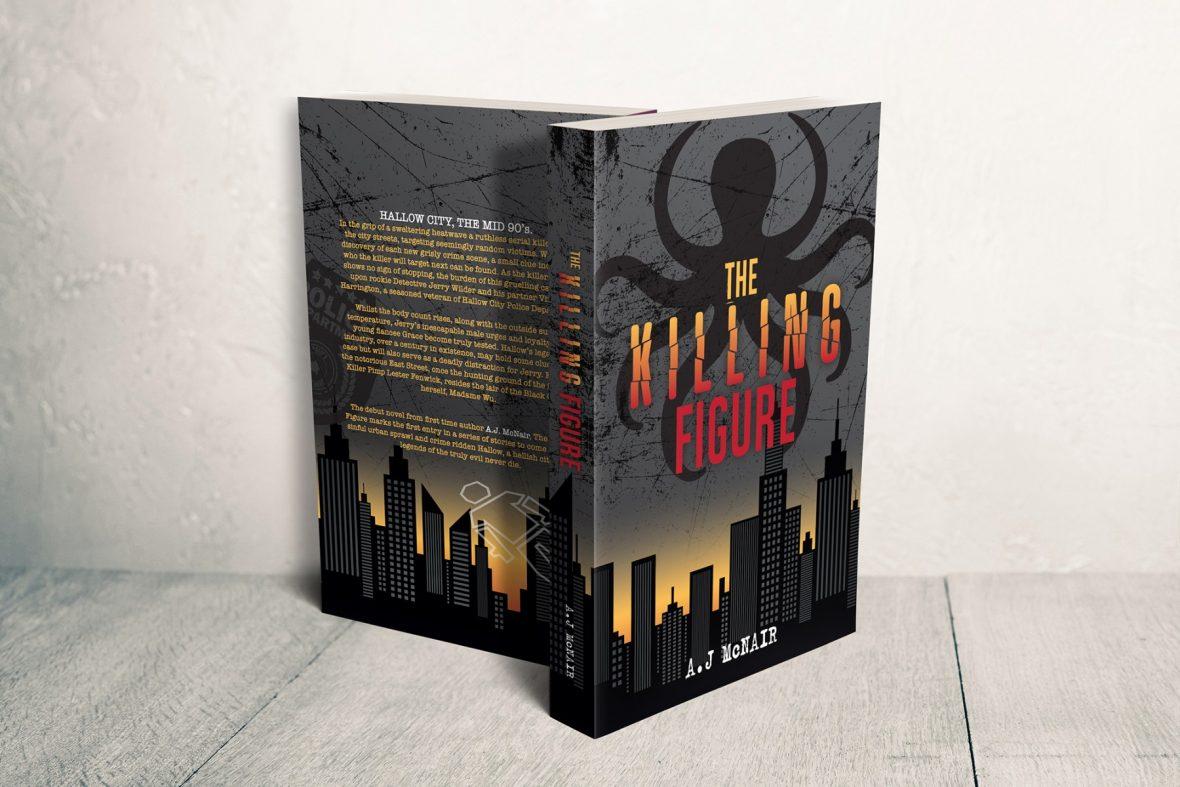 Book Cover Design Hampshire