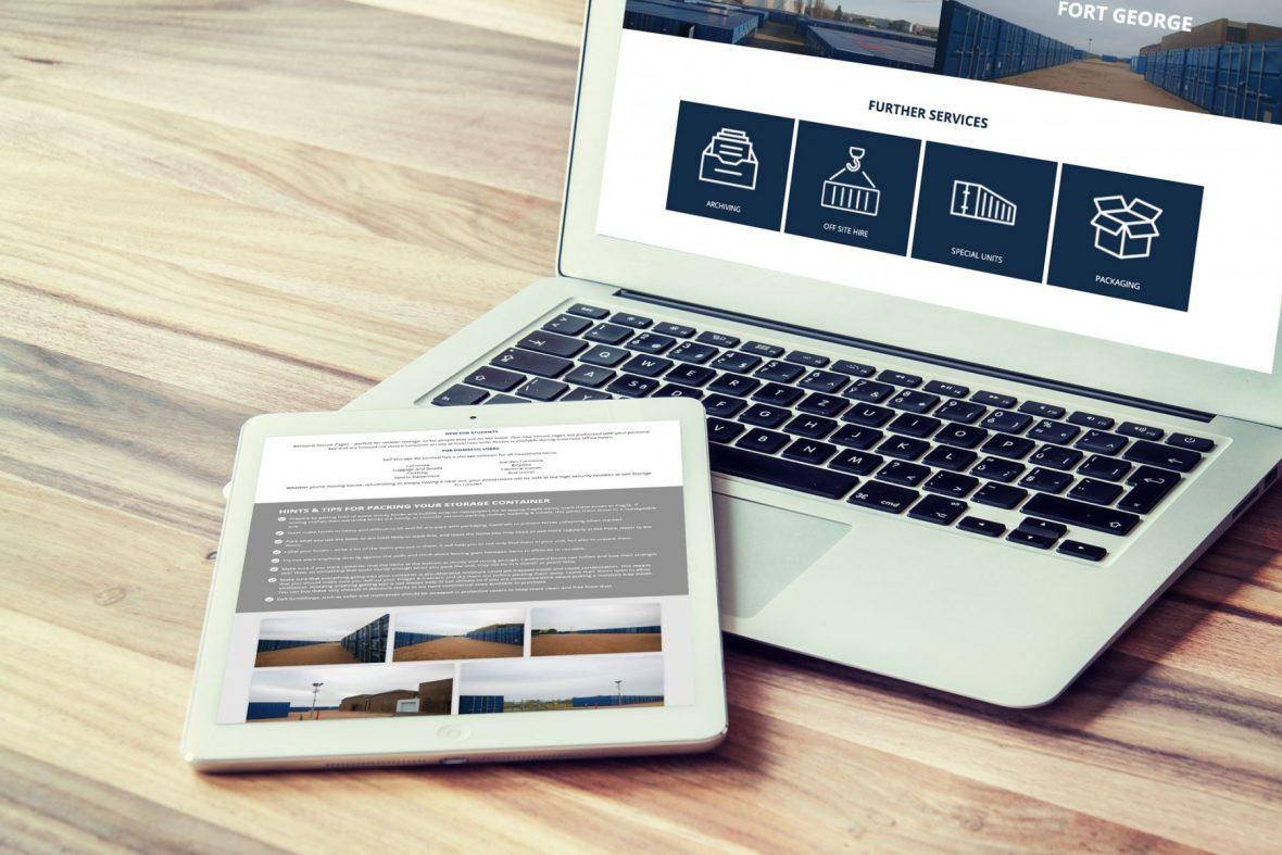 Logo Website Design Scotland