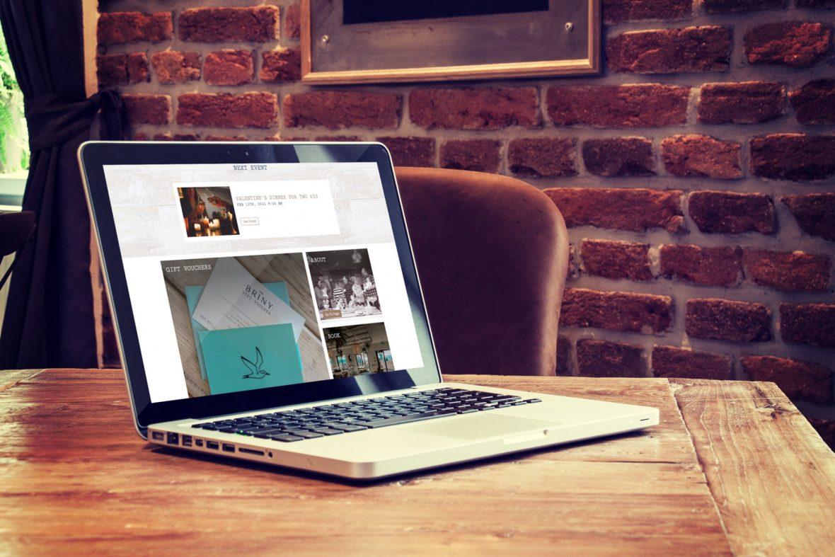 Restaurant Website Design Portsmouth