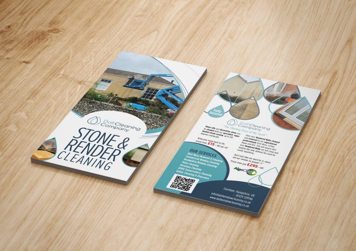 Leaflet Design Hampshire