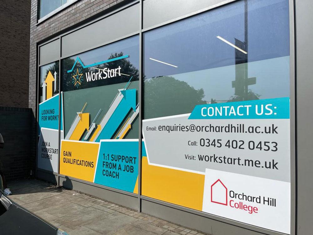 Window Graphics London
